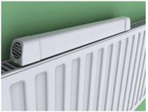 Diffuseur de chaleur pour radiateur à inertie