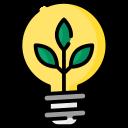 ampoule électricité verte