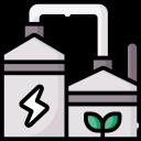 station de production de biogaz