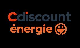 logo cdiscount énergie - fournisseur alternatif d'électricité
