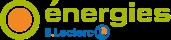 logo énergies leclerc - fournisseur alternatif d'électricité