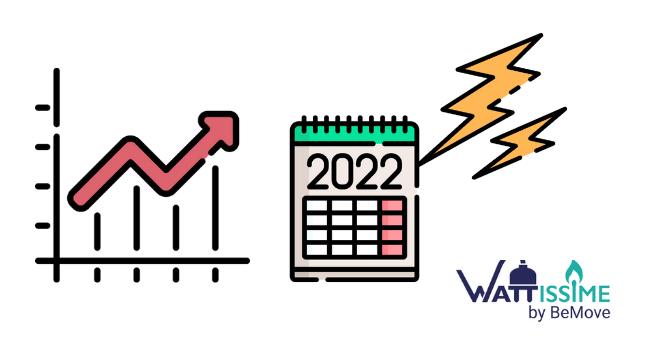 augmentation tarif électricité 2022